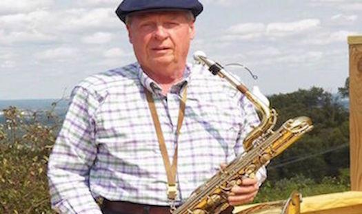Ronnie Eades Saxophone