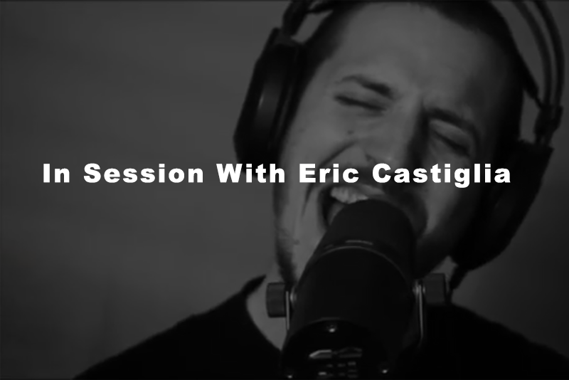 In Session With Eric From Green Cave Studio – The AirGigs Blog