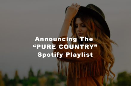 Pure Country Spotify Playlist