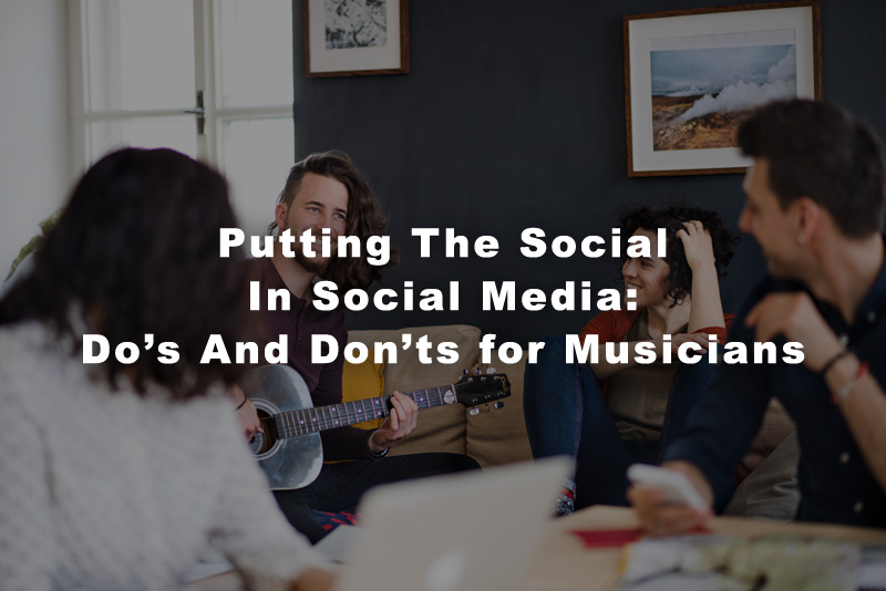 Putting The Social In Social Media
