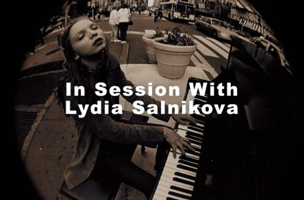 In Session Lydia Salnikova