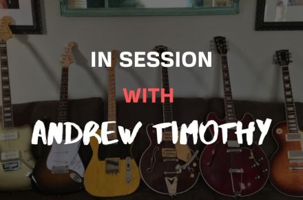 In Session With Andrew Timothy Blog