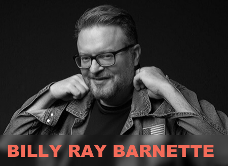 Billy Ray Barnette