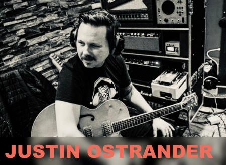 Justin Ostrander